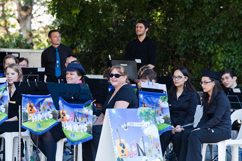 Brisbane Municipal Concert Band
