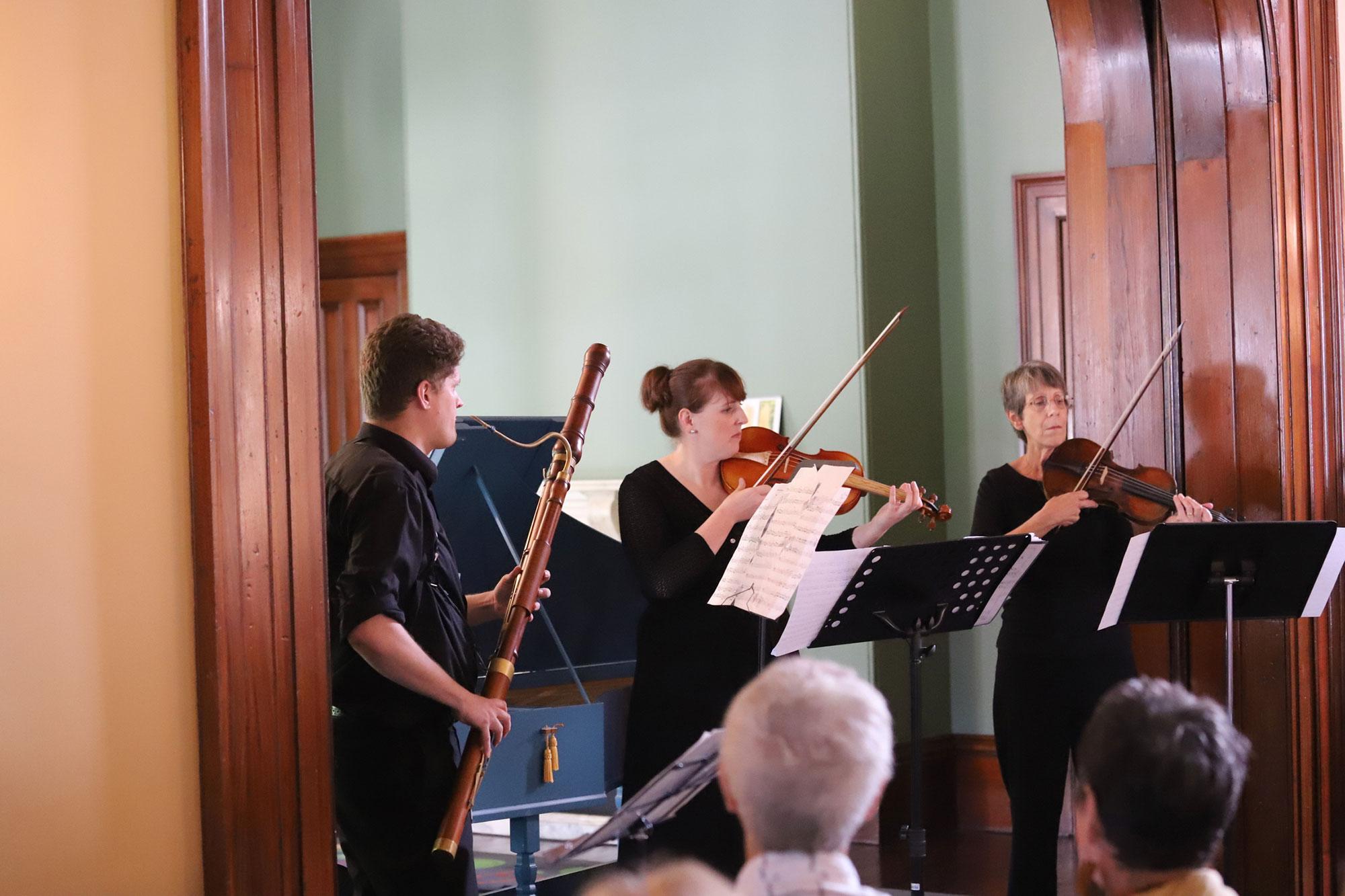 Brisbane baroque players