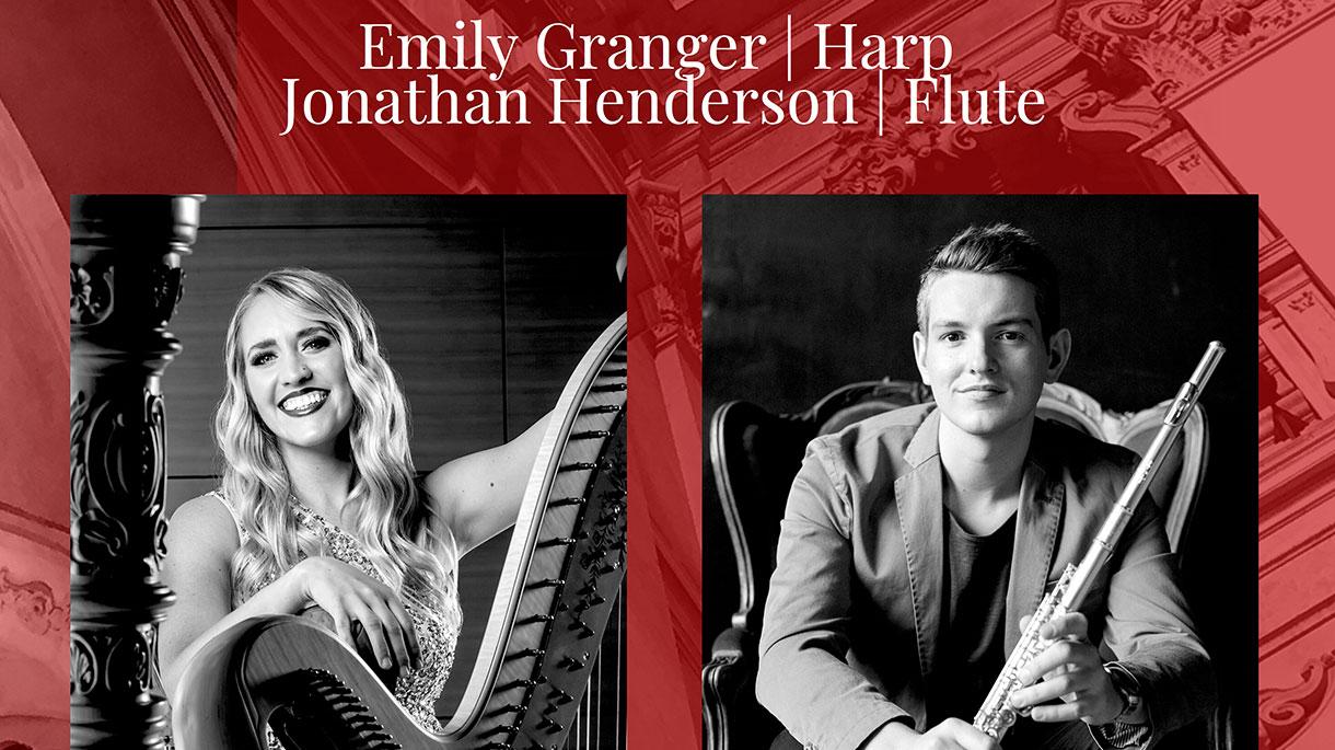Emily Granger and Jonathan Henderson